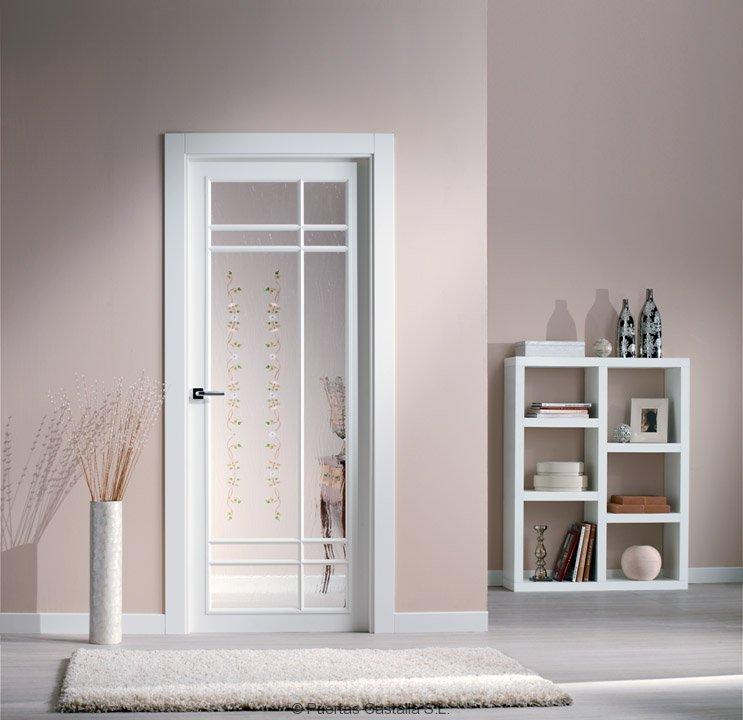 Puertas artama puertas de interior puertas de cristal - Puertas interior cristal ...