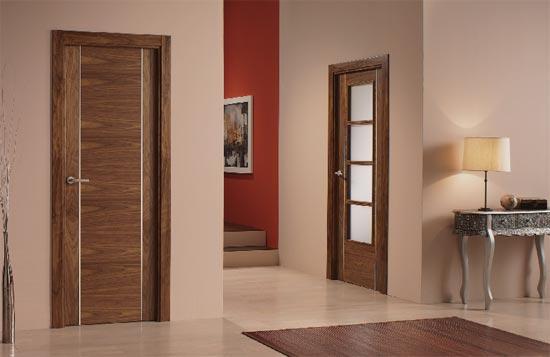 Fabricantes puertas de madera madrid artama decora for Tipos de puertas de madera