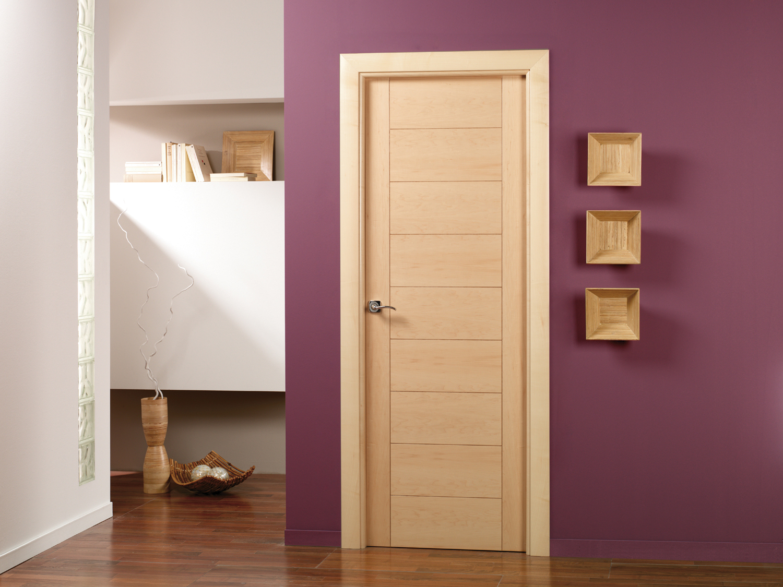 Fabricantes puertas de madera madrid artama decora for Puertas de madera interiores minimalistas