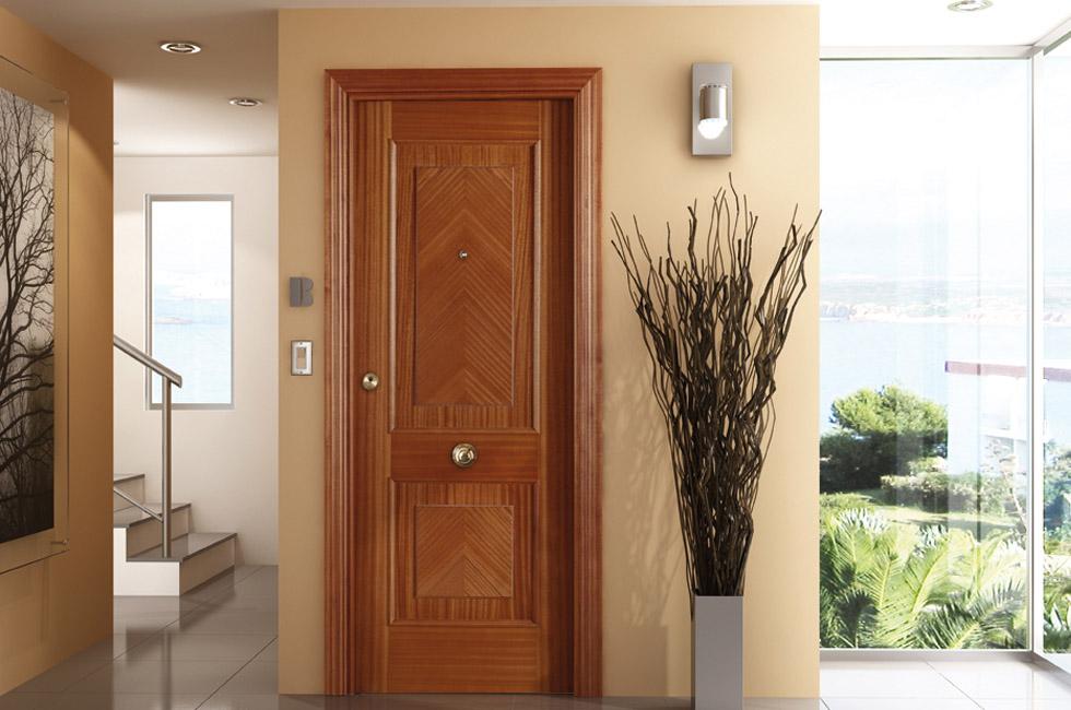 puertas de seguridad en las rozas