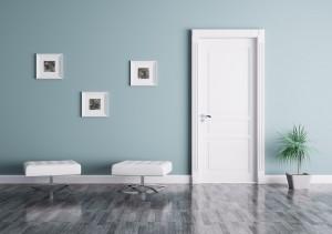 puertas de madera en madrid