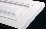 Cómo limpiar las puertas lacadas blancas