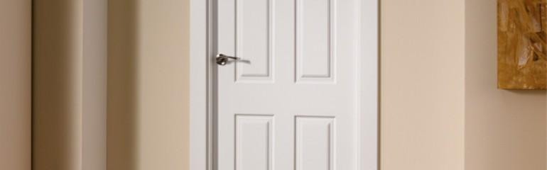 Puertas Lacadas Fresado Ancho