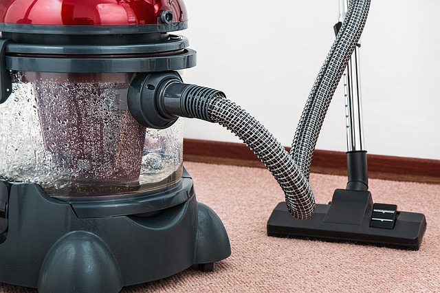 Mantenimiento de alfombras